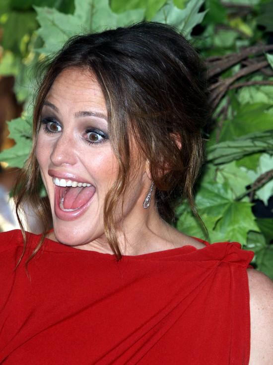 Jennifer Garner - gdy chce, potrafi błyszczeć (FOTO)
