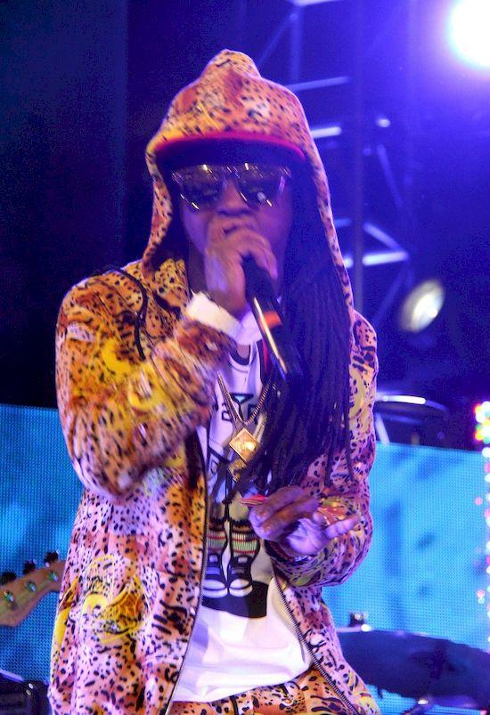 Lil Wayne ko�czy karier�! To wina narkotyk�w?