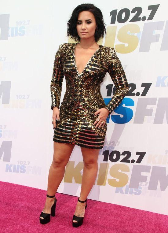 Demi Lovato wystąpiła u Hillary Clinton: Żyję z chorobą psychiczną, ale...