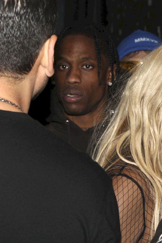 Kylie Jenner i Travis Scott przypieczętowali swojąmiłość!