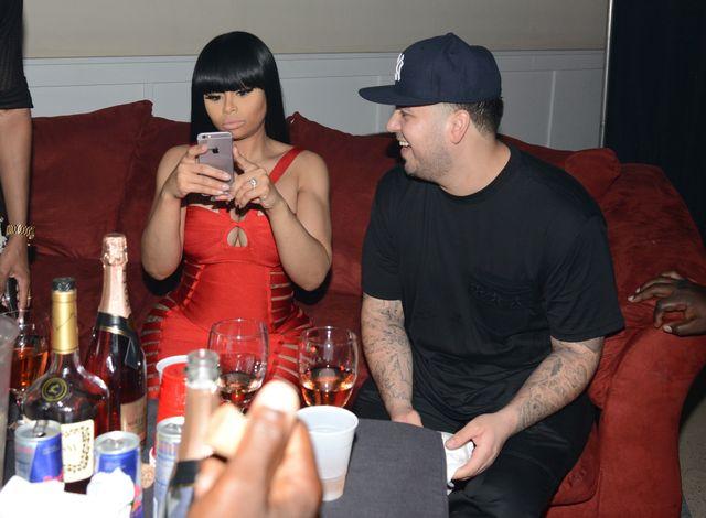 Nie zgadniecie, co Rob Kardashian KUPIŁ Blac Chynie na urodziny