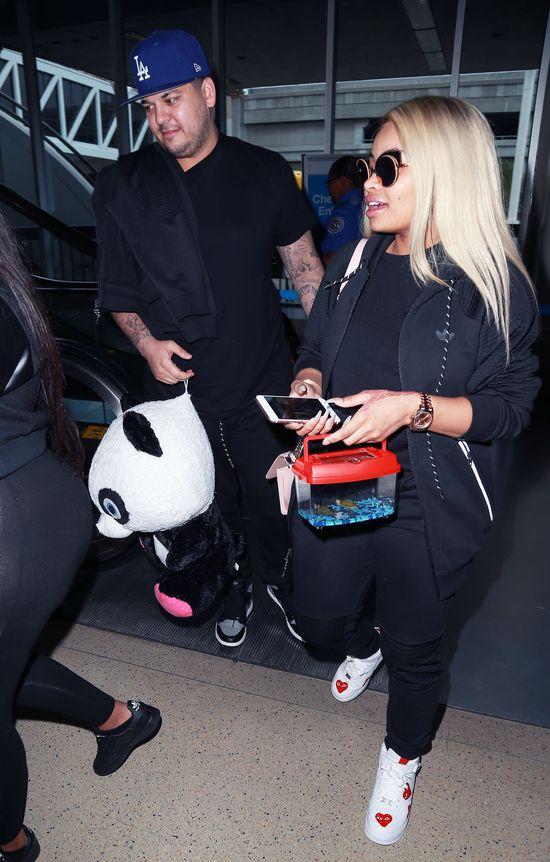 Jak Kris Jenner zareagowała na oświadczyny Roba Kardashiana i Blac Chyny?