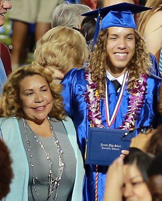 Nieślubny syn Schwarzeneggera. Takie ciacho jak Patrick?