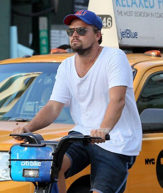 Leonardo DiCaprio i Nina Abgal mieli wypadek samochodowy!