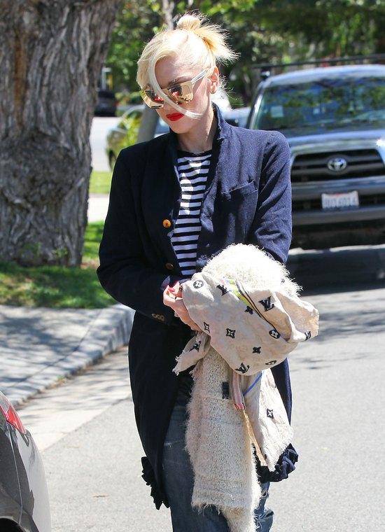Gwen Stefani i Gavin Rossdale chodzą na terapię (FOTO)