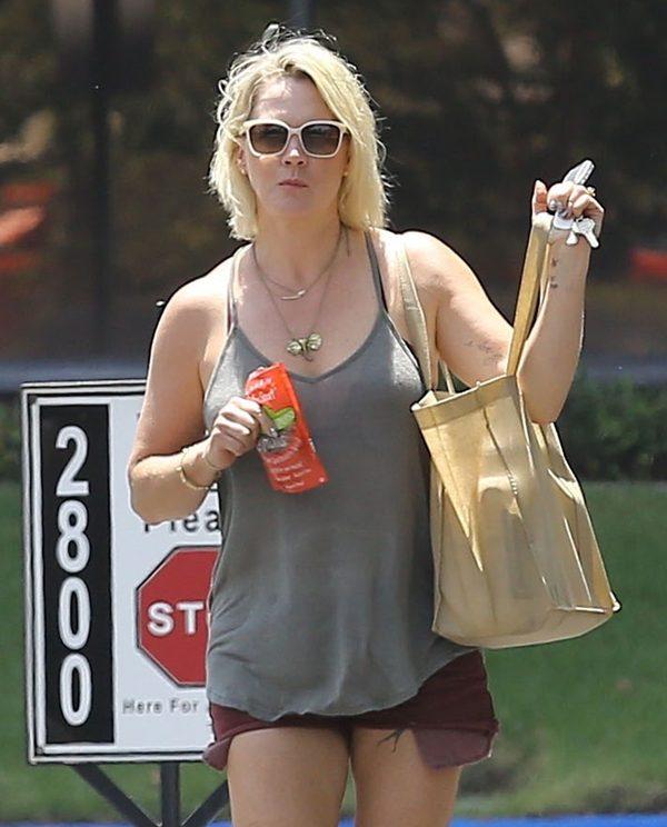 Jennie Garth dba o formę - wybiera zdrowe przekąski (FOTO)
