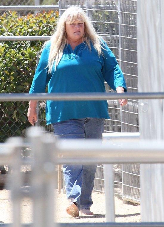 Była żona Michaela Jacksona samotna w Dzień Matki