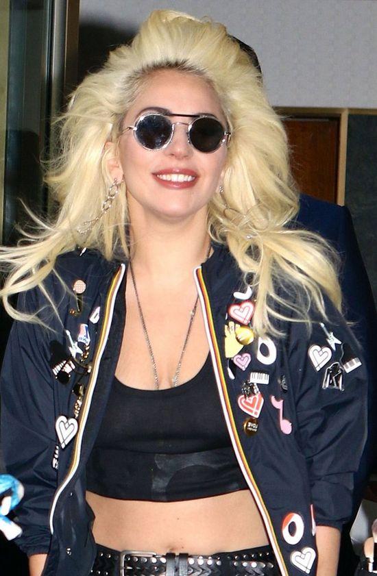Lady Gaga zatrzymana przez policję!