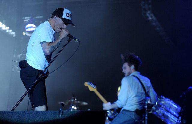 Co za wpadka! Muzycy Red Hot Chili Peppers pomyleni... z Metallicą!