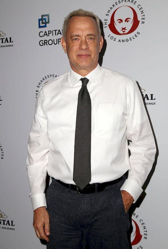 Tom Hanks przeszkodził młodej parze w najbardziej uroczy sposób (FOTO)