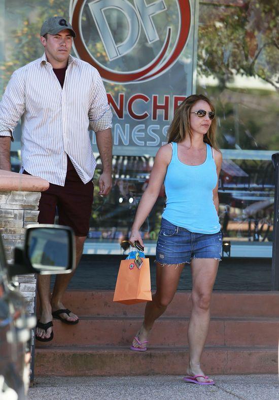 Poznajcie NOWEGO CHŁOPAKA Britney Spears (FOTO)