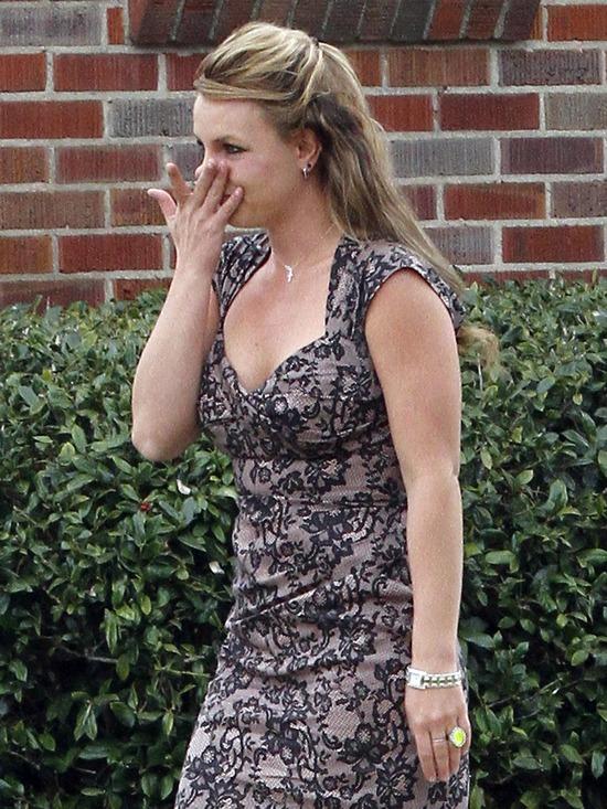 Britney Spears sp�dza �wi�ta z ca�� rodzin� (FOTO)