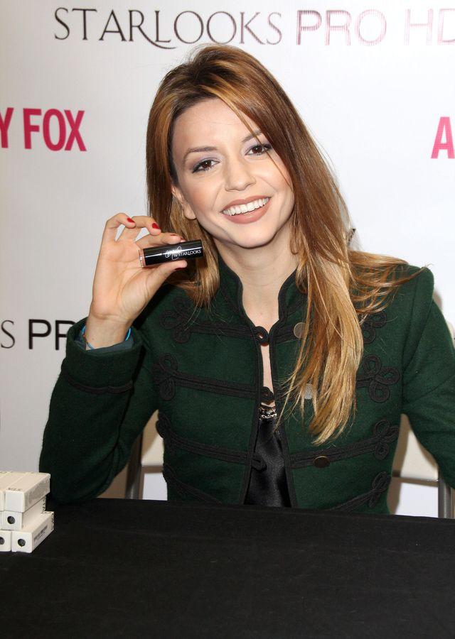 Tara Reid wypuszcza lini� kosmetyk�w (FOTO)