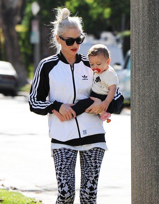 Gwen Stefani bez czerwonej szminki jest nie do poznania!