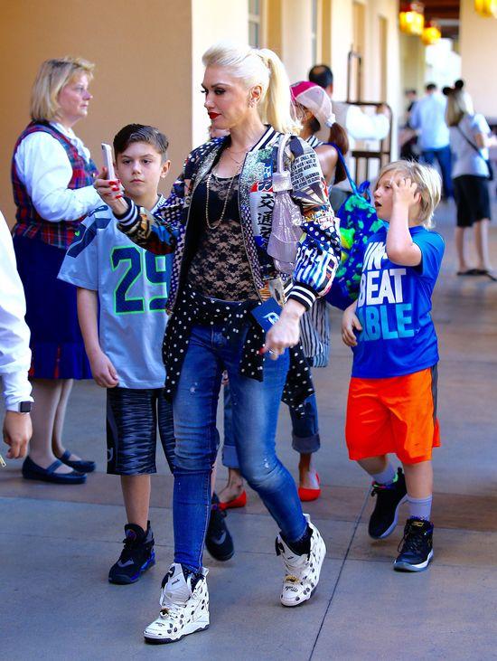 Gwen Stefani przez swój rozwód przeżyła PIEKŁO