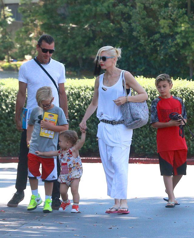 Gwen Stefani i Gavin Rossdale rozwodzą się!
