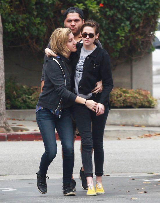 Kristen Stewart o swojej orientacji seksualnej w Nylon