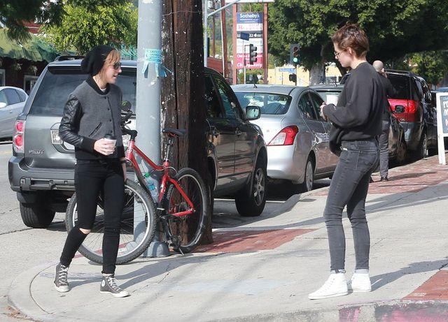 Kristen Stewart nigdy nie nauczy się dobrych manier (FOTO)