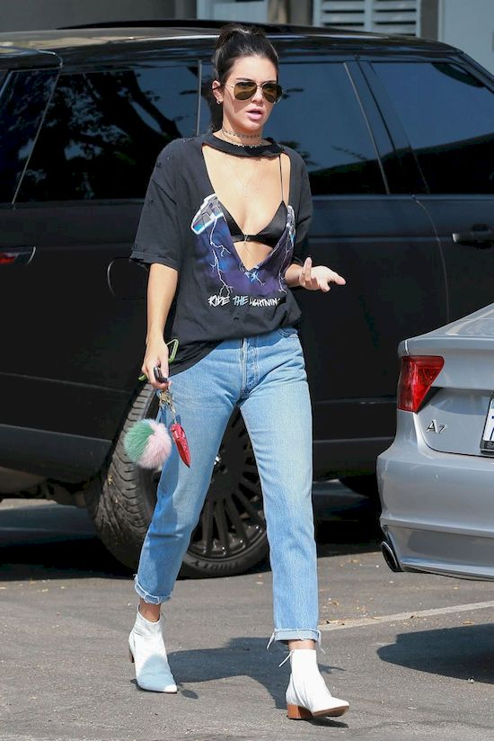 Kendall Jenner ma problemy przez aplikacjęUber? Tak twierdzi Kim Kardashian!