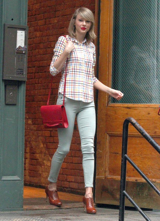 Taylor Swift zmienia styl (FOTO)