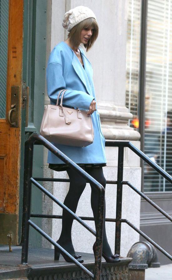 Co się nosi zimą w Nowym Jorku? (FOTO)