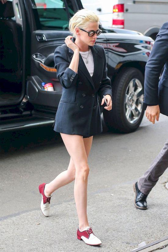 Figura Kristen Stewart może robić wrażenie?