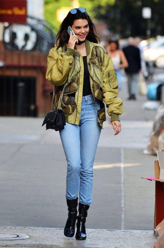 Kendall Jenner pokazała... sutka z kolczykiem! (FOTO)