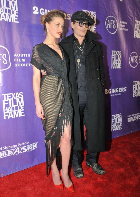 !Amber Heard chciała ukryć KRYMINALNĄ PRZESZŁOŚĆ przed Johnnym Deppem!