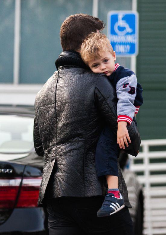 Robin Thicke z 3-letnim synkiem (FOTO)