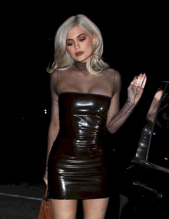 Kylie Jenner i Tyga zorganizowali wyjątkowąimprezę dla synka rapera