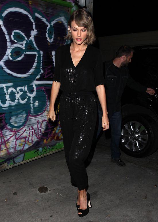 Taylor Swift na imprezie urodzinowej u Lady Gagi