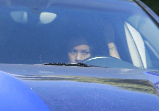 Karrueche Tran zabrała Chrisa Browna na wycieczkę (FOTO)