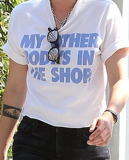 Kristen Stewart nie ukrywa swojej miłości do Alicii Cargile? (FOTO)