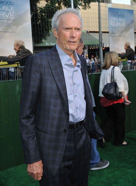 �ona Clinta Eastwooda leczy si� z depresji