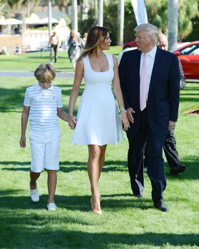 Donald Trump i Melania zatańczyli pierwszy taniec! Jak im poszło?