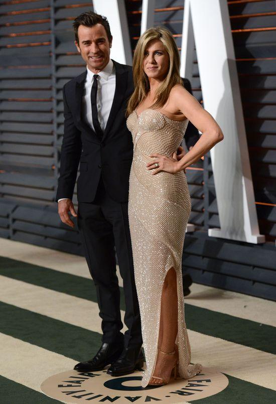 Jennifer Aniston w ko�cu zostanie mam�?!