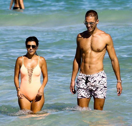 Kourtney Kardashian ma nowego chłopaka? Scott Disick nie będzie zadowolony!