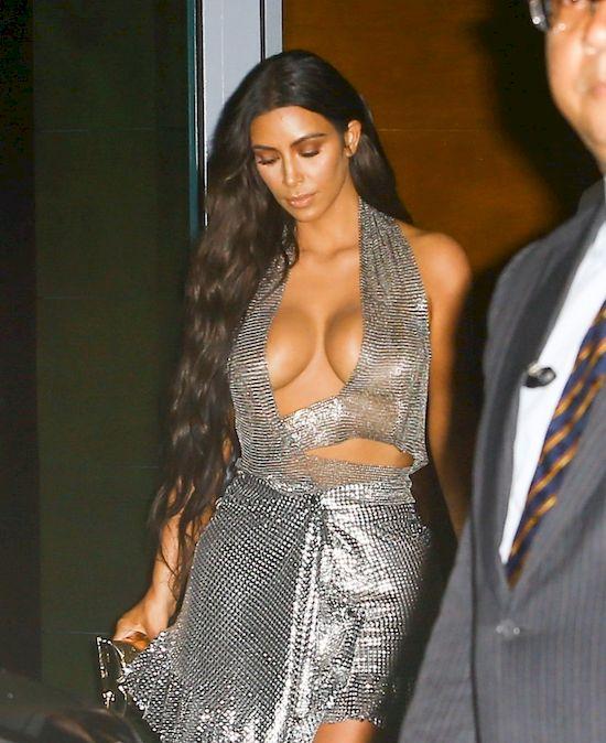 KIm Kardashian obawiała się gwałtu w czasie napadu!