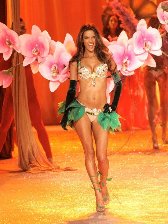 Pokaz mody Victoria's Secret (FOTO)