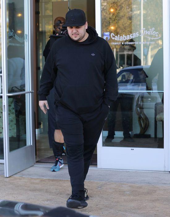 To jużKONIEC Blac Chyny i Roba Kardashiana?!