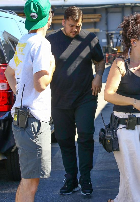 Szok! Blac Chyna i Rob Kardashian... rozstali się?!