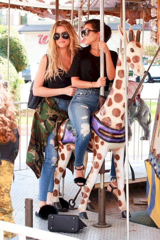 Gorący romans Khloé Kardashian z gwiazdą NBA staje sięcoraz poważniejszy