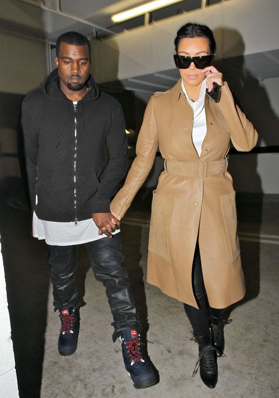 Ci��a Kim Kardashian zosta�a zaplanowana