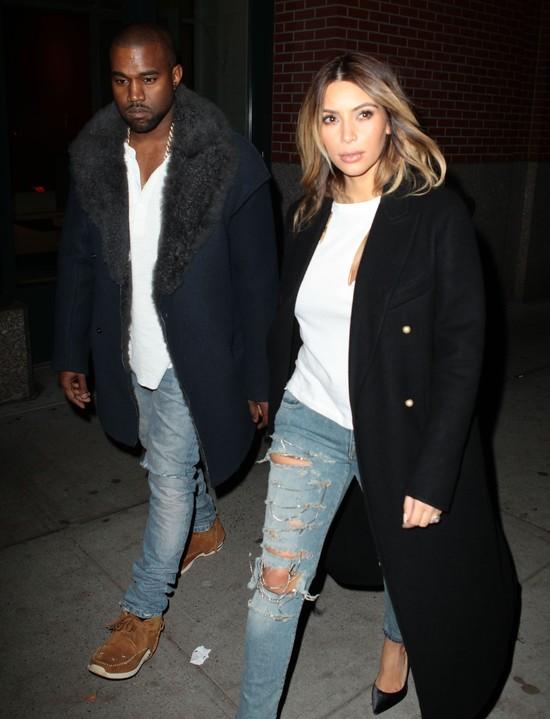 Kim Kardashian przestała wietrzyć piersi? (FOTO)