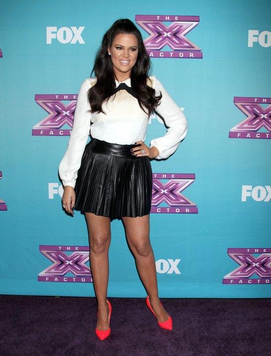 Khloe oficjlanie wywalona z X Factora