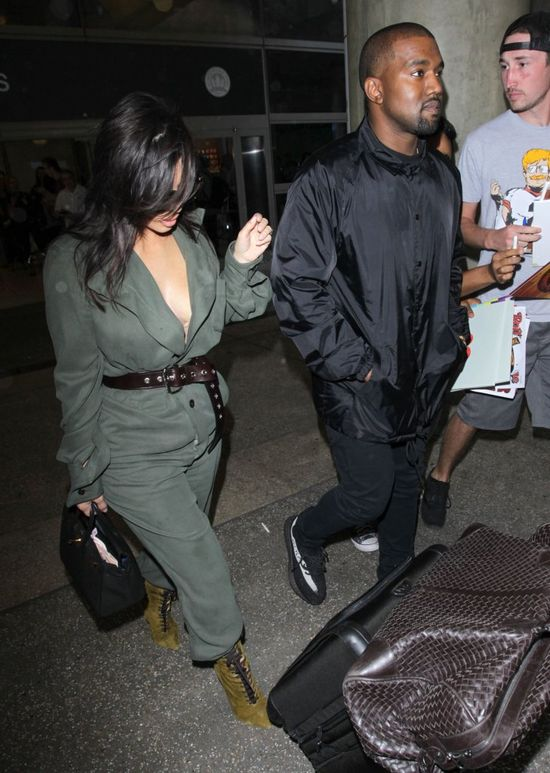Jak Kanye West traktuje swoich fanów? Wystarczy popatrzeć na TE zdjęcia