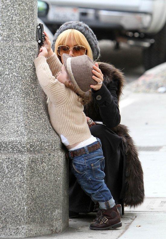 Trudno jest by� mam� fashionistk� (FOTO)
