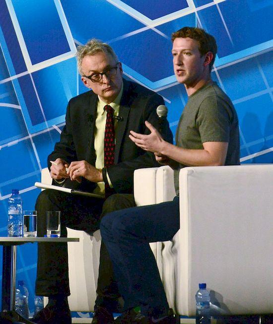 Mark Zuckerberg straci� 150 milion�w dolar�w przez ch�opaka Amber Heard!