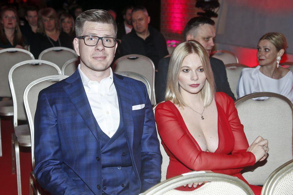 Filip Chajzer zdradził, czym dziś zajmu się jego partnerka, Małgorzata Walczak