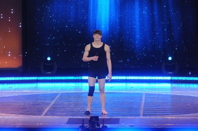Filip Drogoś uciekł ze wsi, bo chce zostać sławnym tancerzem